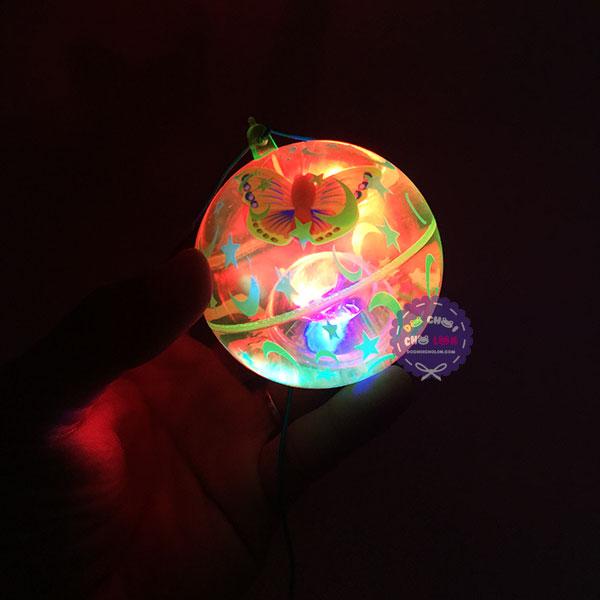 Đồ chơi banh tưng dây có đèn