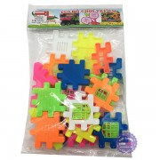 Bộ đồ chơi lắp ráp ngôi nhà 133D bằng nhựa Bảo Long