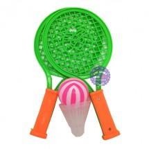 Đồ chơi vợt cầu lông, đánh bóng bằng nhựa loại nhỏ