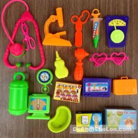 Đồ chơi túi bác sĩ Đồng Sanh 18 món dụng cụ y tế