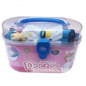 Hộp đồ chơi tập làm bác sĩ 20 món dụng cụ y tế