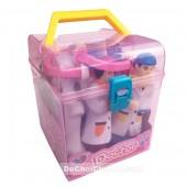 Hộp đồ chơi tập làm bác sĩ 23 món dụng cụ y tế