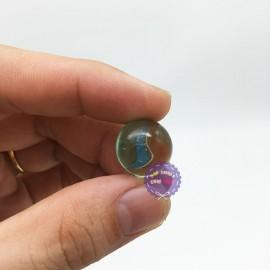Bộ 70 viên bi ve màu nhỡ size 1.6 cm bằng thủy tinh