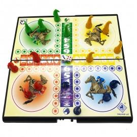 Bộ đồ chơi bàn cờ Cá Ngựa bằng nhựa Trung Lê loại nhỏ