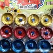 Vỉ đồ chơi con quay YoYo sắt 12 cái 1328