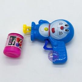Vỉ đồ chơi súng thổi bong bóng xà phòng hình Doraemon CS366