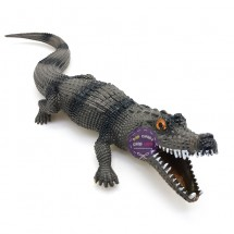 Đồ chơi mô hình cá sấu CHÍT bằng nhựa 30 cm