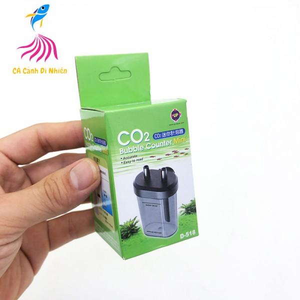 Bộ đếm giọt CO2 cho hồ thủy sinh Bubble Counter
