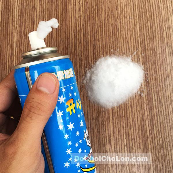 Bình (chai) xịt tuyết