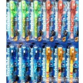 Vỉ đồ chơi 12 cây bút tàn hình