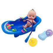 Bộ đồ chơi bồn tắm cho em bé Baby Tub