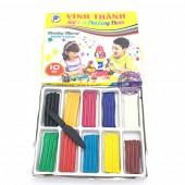 Hộp đồ chơi đất sét nặn thủ công thơm Vĩnh Thành (10 màu)
