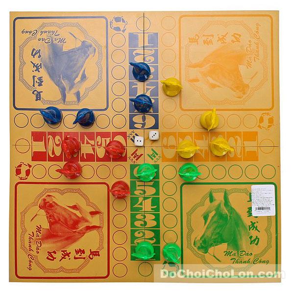 Bộ bàn cờ cá ngựa lớn Liên Hiệp Thành