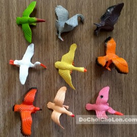 Bộ đồ chơi các loài chim nhỏ