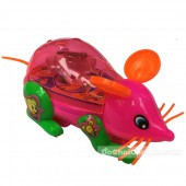 Đồ chơi con chuột chạy bằng dây cót