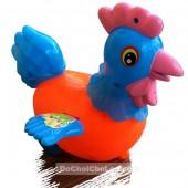 Đồ chơi con gà chạy bằng dây cót