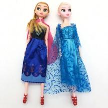 Bộ đồ chơi búp bê công chúa Frozen: Elsa và Anna có khớp