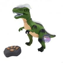 Hộp đồ chơi khủng long bạo chúa điều khiển từ xa có đèn nhạc F151