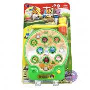 Vỉ đồ chơi đập chuột Hitting Mouse phát nhạc dùng pin