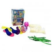 Hộp đồ chơi ném bong bóng nước có thạch