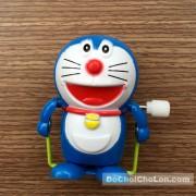 Đồ chơi Doraemon nhảy dây vặn cót