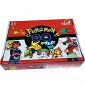 Hộp đồ chơi bóc trứng Pokemon (12 quả)