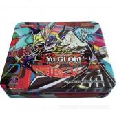 Hộp đồ chơi bài Yugioh bằng sắt 71 lá tiếng Anh