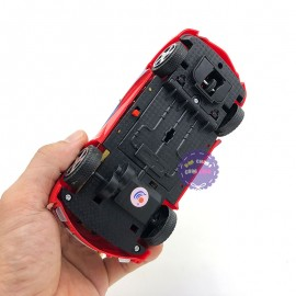 Hộp đồ chơi xe hơi 3D điều khiển từ xa 2 kênh HH105