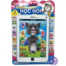 Vỉ đồ chơi Ipad mèo Tom Cat 3D thông minh dùng pin có nhạc