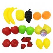 Bộ đồ chơi trái cây túi lưới các loại bằng nhựa