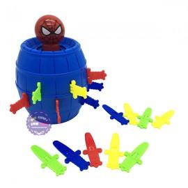 Hộp đồ chơi đâm hải tặc 1 mắt người nhện loại nhỏ