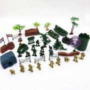 Đồ chơi mô hình quân sự lính nhựa Military Action JL668