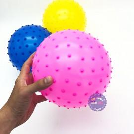 Đồ chơi banh tưng gai túi lưới size 20 cm JY10019