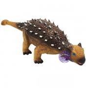 Đồ chơi khủng long đuôi búa Ankylosaurus bằng nhựa mềm dùng pin