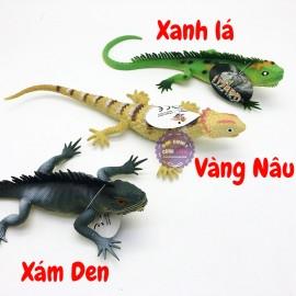 Đồ chơi mô hình tắc kè chít đại bằng nhựa Lizard