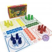Hộp đồ chơi bộ cờ Cá Ngựa bằng nhựa Liên Thành