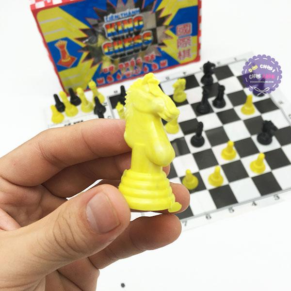 Hộp đồ chơi bộ cờ Vua Quốc Tế bằng nhựa Liên Thành