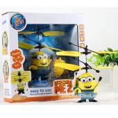 Hộp đồ chơi máy bay điều khiển Minion