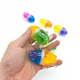 Đồ chơi Slime chất dẻo MÁY BAY chất nhờn ma quái