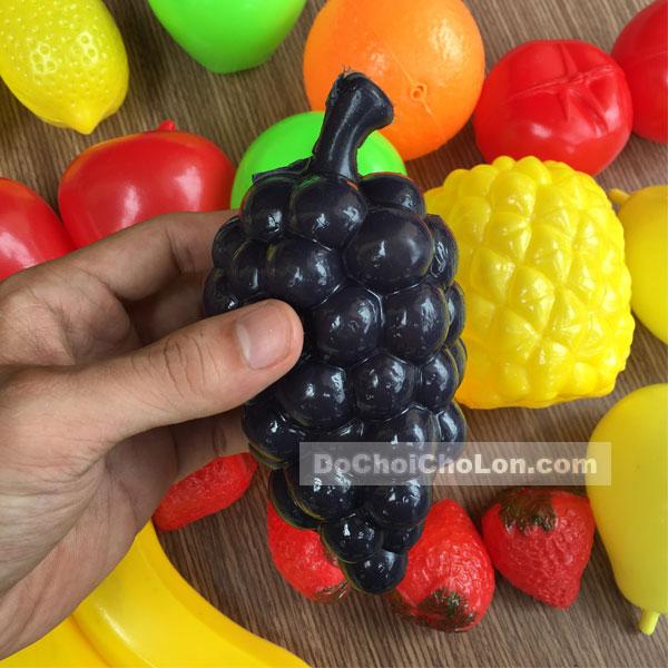 Đồ chơi trái cây túi lưới các loại 20 trái