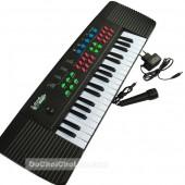 Hộp đồ chơi đàn Organ 37 phím có micro & dây cáp sạc