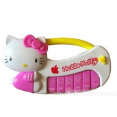 Đồ chơi đàn mèo Hello Kitty cầm tay