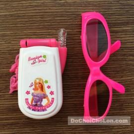 Vỉ đồ chơi điện thoại & mắt kính thời trang Benign Girl