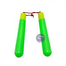 Đồ chơi côn nhị khúc bằng nhựa giá rẻ 20 cm