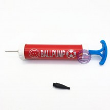 Ống bơm mini size 20cm 1 vòi, 1 đầu kim bằng nhựa