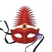 Đồ chơi mặt nạ vũ hội Halloween đính kim tuyến