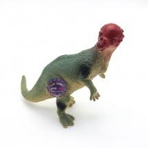 Mô hình khủng long đầu to CHÍT Pachycephalosaurus bằng nhựa