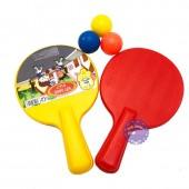 Bộ đồ chơi vợt đánh bóng bàn Thành Lộc bằng nhựa