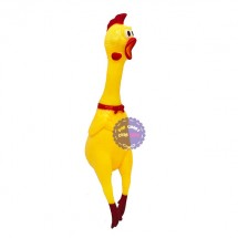 Đồ chơi gà bóp kêu Shrilling Chicken size 40 cm S6758