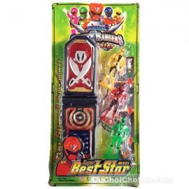 Vỉ đồ chơi điện thoại siêu nhân hải tặc Gokaiger